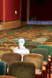 me in theater