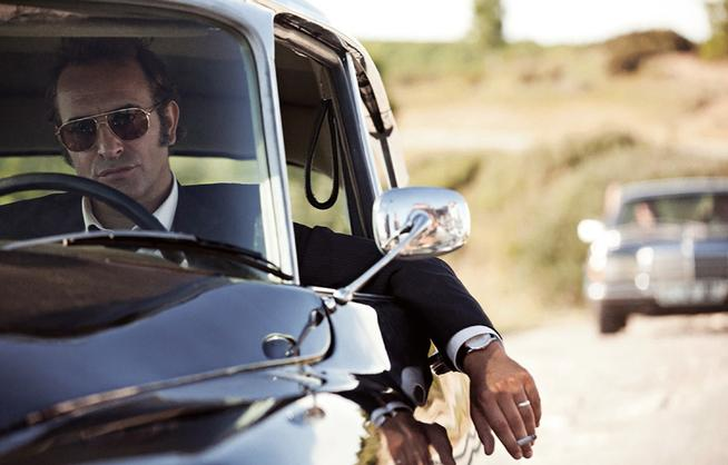 Jean Dujardin stars as Pierre Michel in Drafthouse Films' The Connection (2015).