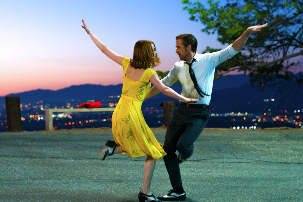 La La Land; courtesy of TIFF