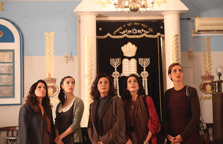 The Women's Balcony, ranked as Israel's highest-grossing film in 2016, will be shown at the Buffalo International Jewish Film Festival. COURTESY OF THE BUFFALO INTERNATIONAL JEWISH FILM FESTIVAL